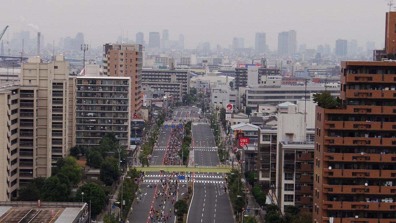 Osakamarathon
